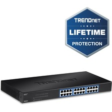 TRENDnet TEG-S24G 24 Port Switch