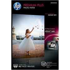 HEW CR668A HP Premium Plus 11.5 mil Photo Paper HEWCR668A
