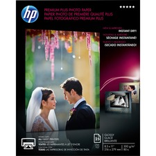 HEW CR670A HP Premium Plus 11.5 mil Photo Paper HEWCR670A