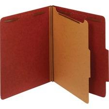 PFX 23775R Pendaflex 1-divider 2/5-cut Classification Folders PFX23775R