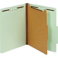 PFX 23776R Pendaflex 1-divider 2/5-cut Classification Folders PFX23776R