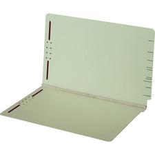 PFX 47715GW Pendaflex End Tab Pressboard Fastener Folders PFX47715GW