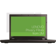 Lenovo 3M PF14.0W Privacy Screen Filter Black