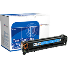 Dataproducts DPC1215C Remanufactured Toner Cartridge - Alternative for HP - Cyan - Laser - 1400 Pages - 1 Each
