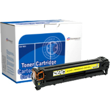 Dataproducts DPC1215Y Remanufactured Toner Cartridge - Alternative for HP - Yellow - Laser - 1400 Pages - 1 Each