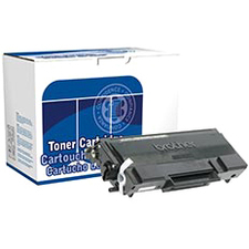 Dataproducts DPCTN650 Toner Cartridge - Alternative for Brother - Black - Laser - 8000 Pages - 1 Each