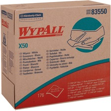 KCC83550 - Wypall X50 Wipers Pop-up Box