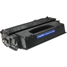 EcoTek Q5949X-ER Toner Cartridge - Remanufactured for HP (Q5949X) - Black
