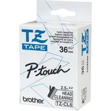 Tzecl6 1.5in Cleaning Tape For Tze Models / Mfr. no.: TZECL6