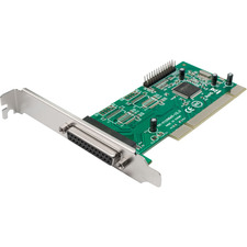 SYBA Multimedia 2 DB-25 Parallel Printer Ports (LPT1) PCI Controller Card, Netmos 9865 Chipset