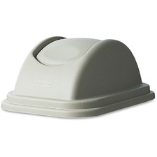 Rubbermaid 306700BEIG Waste Container Lid