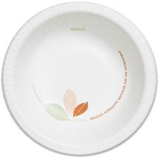 SCC OFHW12J7234 Solo Cup 12 oz. Heavywt Paper Dinnerware Bowls SCCOFHW12J7234