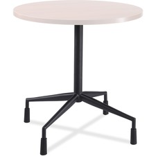 SAF 2656BL Safco RSVP Tables Fixed Base w/Levelers SAF2656BL