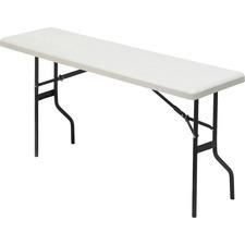 ICE 65363 Iceberg Commercial Grade Lightwt Folding Tables ICE65363
