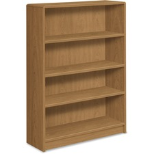 HON 1894C HON 1890 Series Harvest Laminate Bookcase HON1894C