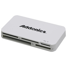 Addonics Mini DigiDrive IV AESDDNU3 15-in-1 USB 3.0 Flash Card Reader/Writer