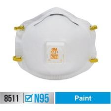 MMM 8511PB1A 3M Particulate Respirator N95 MMM8511PB1A