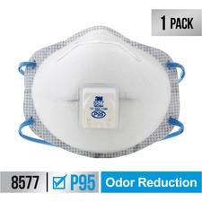 MMM 8577PA1B 3M Painting/Refinishing Projects Respirator  MMM8577PA1B