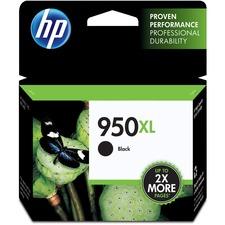 HP 950XL (CN045AN) Original Ink Cartridge - Inkjet - 2300 Pages - Black - 1 Each
