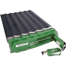 "Buslink CipherShield CSE-500-SU3 500 GB 3.5"" External Hard Drive"