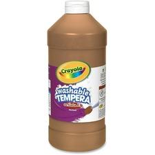 CYO 543132007 Crayola Washable Tempera Paint CYO543132007