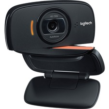 Logitech B525 Webcam - 2 Megapixel - 30 fps - USB 2.0 - 1 Pack(s) - 1280 x 720 Video - Auto-focus - Microphone