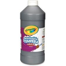 CYO 543132051 Crayola Washable Tempera Paint CYO543132051