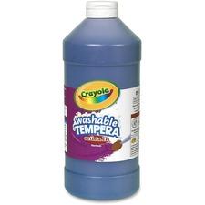 CYO 543132042 Crayola Washable Tempera Paint CYO543132042
