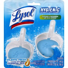 RAC 83721 Reckitt Benckiser Lysol Toilet Bowl Cleaner Blocks RAC83721