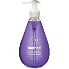 MTH 00031 Method Products French Lavender Gel Hand Wash MTH00031