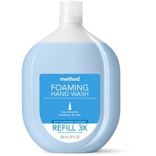 MTH 00667 Method Products Sea Minerals Foam Hand Wash Refill MTH00667