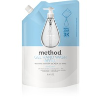 MTH 00652 Method Products Sweet Water Gel Hand Wash Refill MTH00652