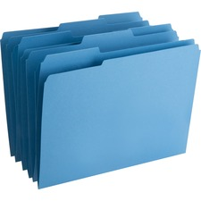 SPR SP21270 Sparco 2-ply Top Tab Letter File Folders SPRSP21270