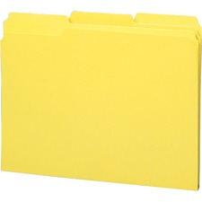 SPR SP21273 Sparco 2-ply Top Tab Letter File Folders SPRSP21273