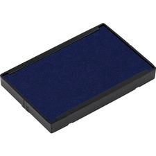 Trodat Swop-Pad 6/4928 Replacement Stamp Pad - 1 Each - Blue