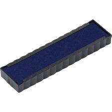 Trodat Swop-Pad 6/4916 Replacement Stamp Pad - 1 Each - Blue Ink