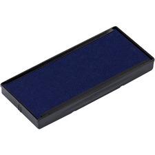Trodat Swop-Pad 6/4915 Replacement Stamp Pad - 1 Each - Blue Ink