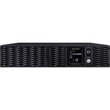 CyberPower TAA Compliant Smart App Sinewave PR1500LCDRTXL2UTAA 1500 VA Rack-mountable UPS