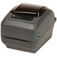 Zebra G-Series GX430t GX43-102412-000 Label Printer