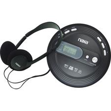 Naxa NPC-330 CD/MP3 Player - Black