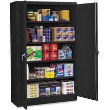 TNN J2478SUBK Tennsco Jumbo Storage Cabinets TNNJ2478SUBK