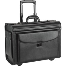 LLR 61612 Lorell Rolling Laptop Catalog Case LLR61612