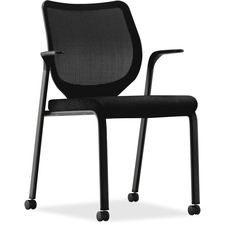 HON N606NT10 HON Nucleus Series Multipurpose Stacking Chair HONN606NT10