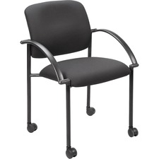 LLR 65965 Lorell Stackable Guest Chair w/ Arms LLR65965