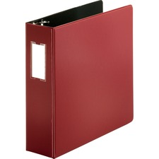 BSN33114 - Business Source Slanted D-ring Binders