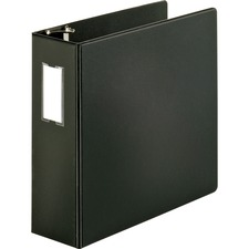 BSN33117 - Business Source Slanted D-ring Binders