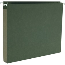 BSN 43850 Bus. Source Hanging Box Bottom File Folders BSN43850