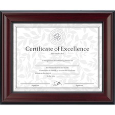 DAX N3246N1T Burns Grp. Rosewood Document Frame DAXN3246N1T