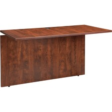 LLR 68703 Lorell Ascent Series Cherry Laminate Furniture LLR68703