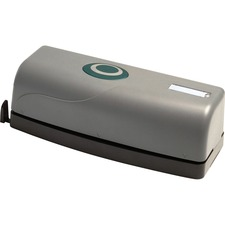 Business Source Portable Three-hole Punch